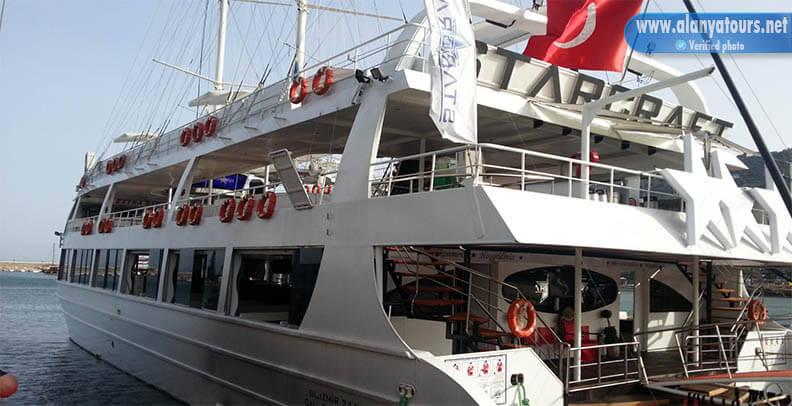 disco boat