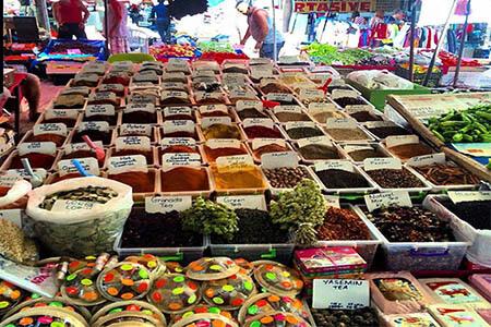 alanya market