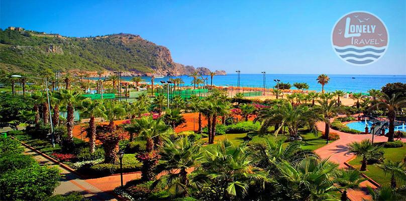 Alanya Damlatas Park